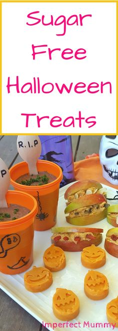 Kids love lollies and candy, especially on Halloween. Here are 3 Sugar Free Halloween Treats your kids will not only love but also enjoy helping you make.