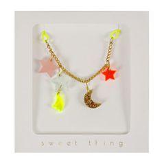 Stars & Moon Necklace