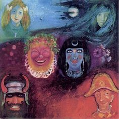 King Crimson In The Wake Of Poseidon – Knick Knack Records