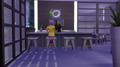 What a Sim House blog: Crest Lumm Yoga and Spa