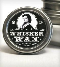 Original Whisker Wax | Men's Grooming | Will need some of this pretty soon for #movember