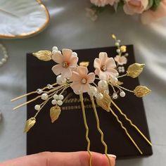 Available in multiple colours. Wedding Accessories For Bride, Wedding Hair Accessories, Wedding Bells, Wedding Dress, Bridal Hair Pins, Brooches Handmade, Floral Hair, Bride Hairstyles, Bridesmaid Hair