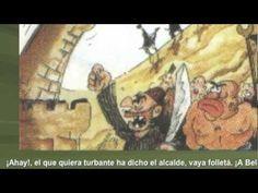 """""""Moros y Cristianos"""" de Carlos Cano"""