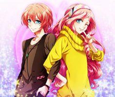UtaPri ~~ One man, two VERY different looks! :: Tsukimiya Ringo