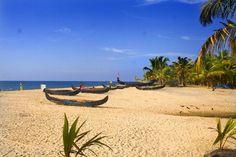 Most beautiful tourism beach