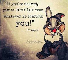 Thumper quote