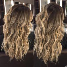 """#highlights #hair #morena #loira #romeufelipe #rfcreativesalon"""