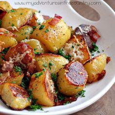 15 Ways to Prepare Potatoes/ oven roasted potatoes