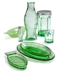 Paola Navone fish and fish for Serax | Yellowtrace
