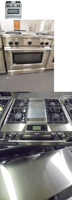 Ranges And Stoves 71250: Kitchenaid Kdru763vss 36 Dual Fuel Pro Range W  Steam And A
