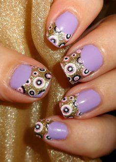pink and lacy nail art | FREE INTERNATIONAL SHIPPING - WOOP WOOP!!!!