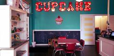 A place to play, draw, chill, and catch up on some cupcakes-- sounds good to me!  #missmoffetsmysticalcupcakes #missmoffets #cupcakes #mysticalcupcakes #minicupcakes #food #sweets #dessert #local #pnw #wa #washington #olywa #olympia #mymixx96