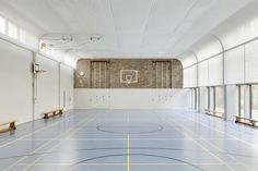 Turnhalle auf dem Tempelhofer Feld   competitionline - Wettbewerbe und Architektur