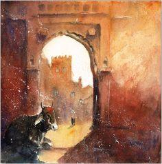 INDIALUCIA VIII - a gate to Juderia