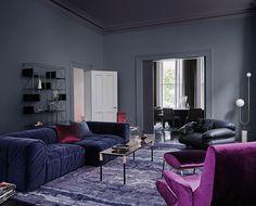 Dulux colours: Rongotai, Nugget Point. #Dulux #houseenvy #interiordesign #design #homedecor #style #inspiration #interiorstyling #homedecoration #homestyle #lounge #loungeinspo