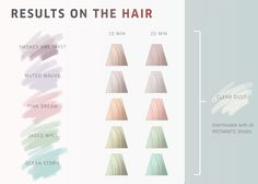 Wella Professionals iNSTAMATIC by Color Touch Shades.