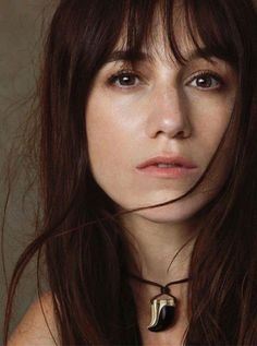 Charlotte Gainsbourg for Balenciaga fragrance