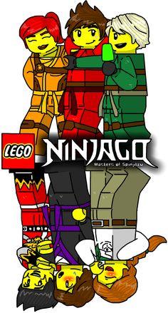 Lego ninjago #347 by MaylovesAkidah.deviantart.com on @DeviantArt