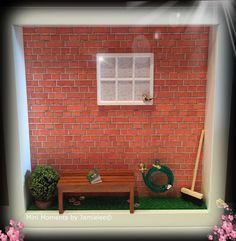 Garden Bird Frame From Mini Moments by Jamielee© Www.fb.com/minimomentsbyjamielee