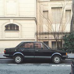 Vw Jetta Mk1 Turbodiesel - Paris 16