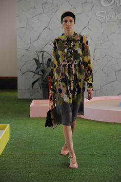 Orla Kiely Spring 2016 Ready-to-Wear Fashion Show