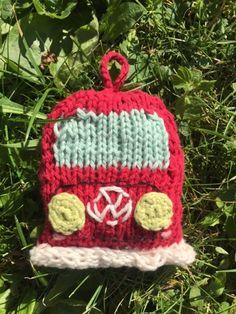 Gudruns blog: Strikka hippiebus med deilig duft :-)