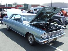 how to take out a 64 chevelle engine - Google Search