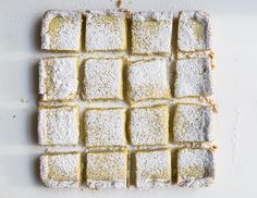 """Baked lemon bars will be stable and set at room temperature. Unbaked bars should be refrigerated until ready to serve, otherwise the lemon curd will soften. This is part of <a href=""""http://www.bonappetit.com/best"""">BA's Best</a>, a collection of our essential recipes."""