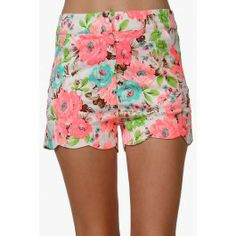 Lily Of The Valley Shorts