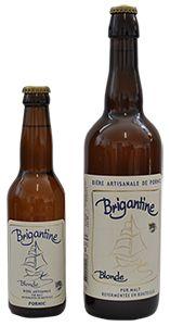 Bière Brigantine : La bière de Pornic **