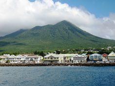 Nevis Island (territory of UK) whereislarry.com - PHOTOS OF EASTERN CARIBBEAN NATIONS