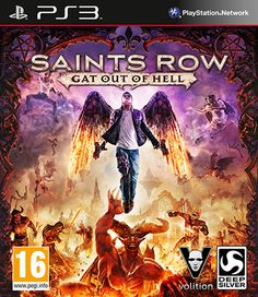 Volition's biggest bad game from the Third Street Saints is back, hotter than ever (literally!)  Publisher: Deep Silver Developer: Volition Platform: PS3, PC & X360 Genre: Action Release Date: 23/01/2015 #videogames #action #PS3 #PC #Xbox360