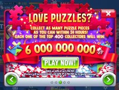 Promotion Examples, Play Slots, Bingo Games, Game Ui, Mobile Game, Puzzle Pieces, Banners, Overlay, Texts