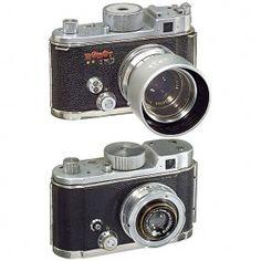 2 Robot Cameras