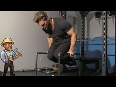 ▶ Homemade Parallettes - Best for Dips, Rows, Abs - DIY Dudes - YouTube