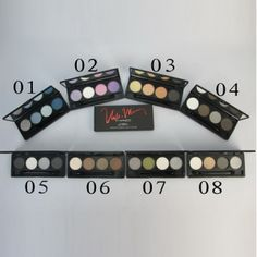 cheap mac 4 color eye shadow 10g 0.33oz