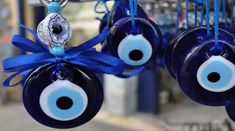 The Greek evil eye, my mother in law brought one back from Greece for us! My Favorite Color, My Favorite Things, Greek Evil Eye, Greek Blue, The Imitation, Look Into My Eyes, Evil Eye Pendant, Evil Eye Jewelry, Evil Eye Charm