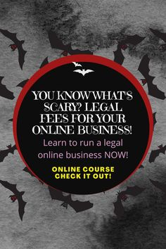 With top quality legal templates and training for online entrepreneurs, you'll have peace of mind knowing your blog is CCPA+ FTC+ GDPR compliant. This course is perfect for you if you're a website owner based in Australia, Canada, EU, India, New Zealand, South Africa, UK, and US. Yes, the legal aspect of your business might seem a little scary and boring, if not downright daunting. But it's crucial, to lend more credibility, traffic, and sales to your business! #ad #blogging #legal #moneyonline