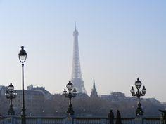 I'd love to go to Paris someday.