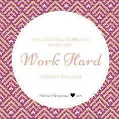 Episode #22: Summer Bellessa - Mormon Mompreneur
