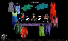 Postal promocional del verano 2011 #instintoBcn #barceloadesigner