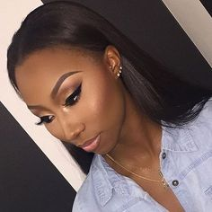 Luv everything about this makeup!!!  @beautymarkedbyjoelle | #makeup