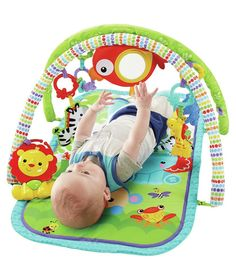 Buy Fisher Price 3in1 Musical Activity Gym at Argos.co.uk - Your Online Shop for Playmats and gyms.