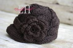 Cable Knit  Baby Hat   Girl Boy Photo Props  by EternallyHooked, $24.00