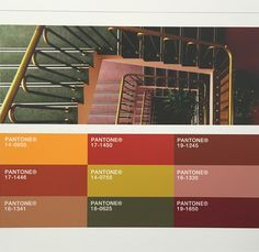 Beaux Arts Color Forecast Fall 2017
