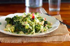 Honey Dijon Broccoli Salad