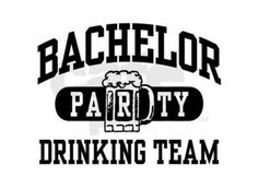 History of the Bachelor Party