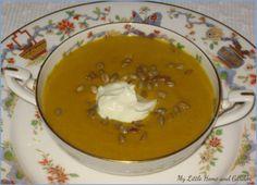 My Little Home and Garden: Soup's On: Pumpkin