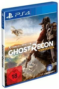 Tom Clancy's: Ghost Recon Wildlands (PS4)