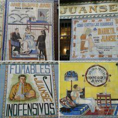 "Laboratorio ""JUANSE"" años 1892-1925 (Calle San Andrés, B. Malagaña - Madrid, España)"